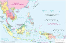 东南亚各国