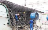 南沿江城际铁路项目稳步推进 桥梁部分完成近80%
