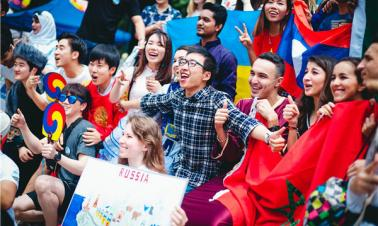 NPU turns 80, more foreign students join