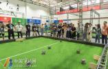 浙江大学生机器人竞赛在宁波上演 451支队伍群雄逐鹿