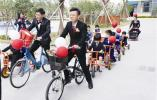 让小朋友了解传统婚俗文化 慈溪一幼儿园安排了场特别体验