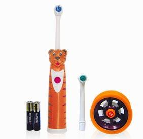 电动儿童牙刷