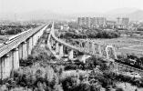 我省自建首条电气化铁路全线通电 磐安、仙居等地将告别无铁路历史