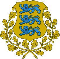 爱沙尼亚国徽