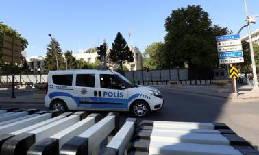 Turkey says shooting at US embassy is 'attempt to create chaos'