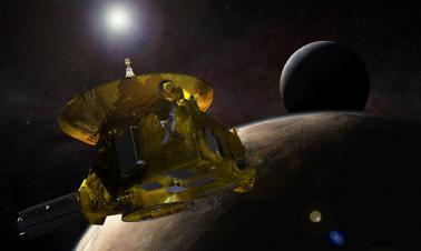 NASA detects hydrogen 'wall' surrounding solar system