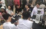 """雀舌与咖啡的碰撞 """"Go Jiangsu""""海外社交媒体外籍粉丝走进常州金坛"""