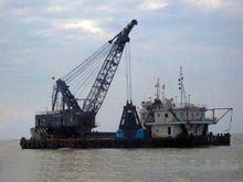 挖泥船(浙江产)
