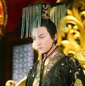 汉宣帝艺术形象