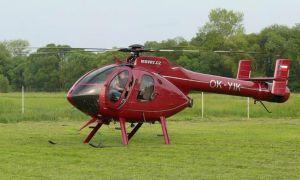 MD 520N直升机