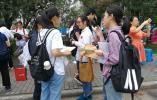 高考录取今天结束 浙江30.87万学子喜获稿校录取通知书