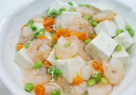 豆腐虾仁 图册