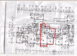 房屋实测面积