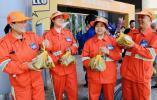 端午将至 四万只粽子送给杭州城市美容师