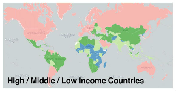 世界银行为什么决定不再使用发展中国家-中