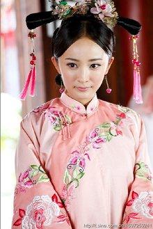 杨幂因出演《宫锁心玉》而备受观众认可