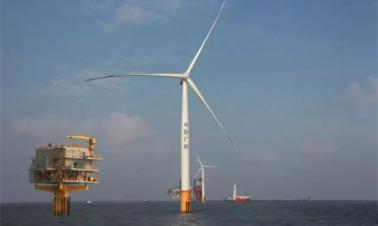 CGN sets up 3rd offshore wind farm