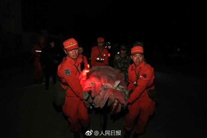 多支部队奔赴灾区紧急救援 武警水电启动应急预案