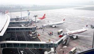 机场停机坪