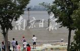江苏发布今年首个长江洪水蓝色预警