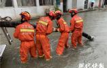 """闻""""汛""""而动!连云港消防出动210余人次,救出被困群众4名"""