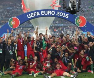葡萄牙夺冠