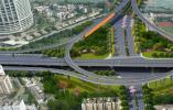 温瑞大道南段快速路工程一期工程有新进展!高清实拍来了
