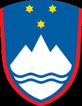 斯洛文尼亚国徽