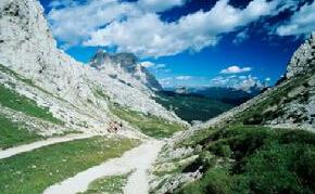 阿尔卑斯山美景