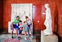 卢浮宫博物馆重新开放