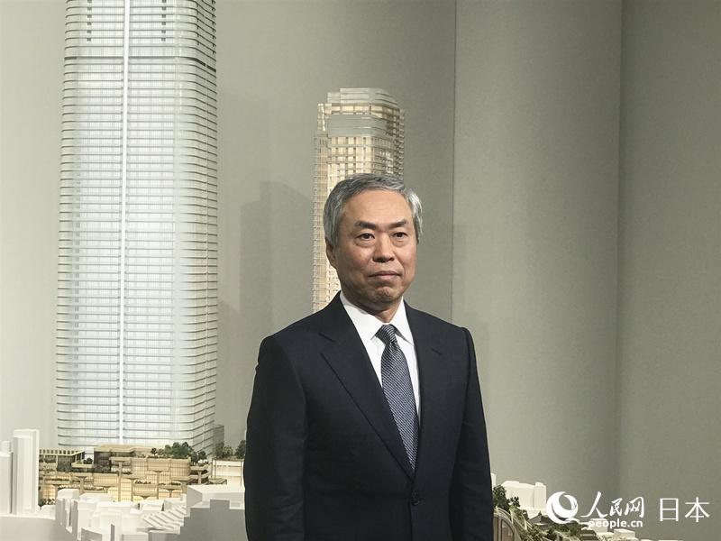 """""""虎之门·麻布台都市再开发计划说明会""""在东京举行"""