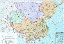 1435年明朝疆域
