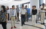国际经贸代表团浙江行来温考察 点赞温州一流营商环境