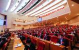 市十三届人大六次会议举行第二次全体会议