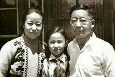 温馨的一家人