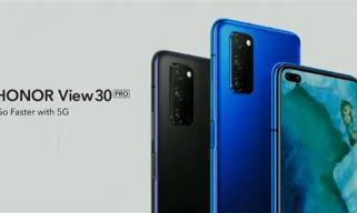 荣耀V30 Pro 5G海外发布:内置华为应用商店
