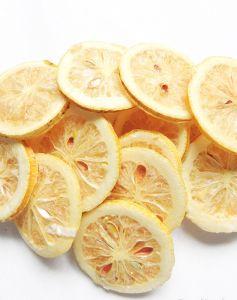 冻干柠檬片