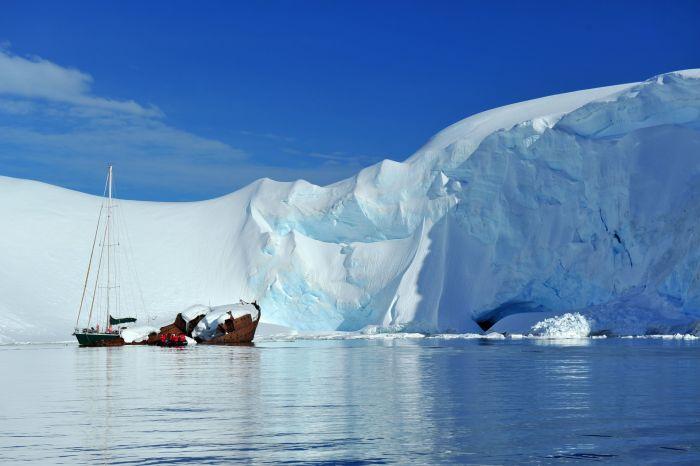 人类探索南极