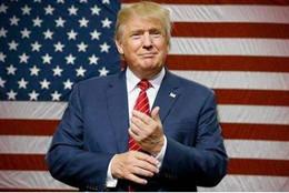 现任总统:唐纳德·特朗普