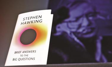 Hawking collaborator to visit China to discuss physicist's work