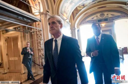 调查俄罗斯是否干涉2016年美国总统大选的特别检察官穆勒。