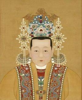 肃孝杭皇后 图册