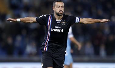 Lazio draws with Sampdoria 2-2 during Serie A