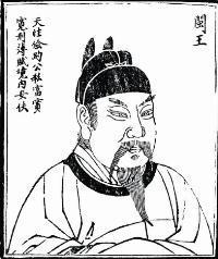 王审知题跋像
