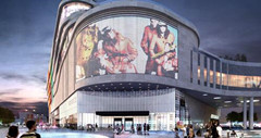 曼巴特购物广场