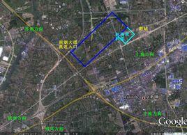 嘉兴机场位置
