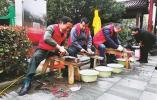"""海曙""""心公益""""团队两年服务2400多位农村、山区老人"""
