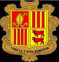 安道尔国徽