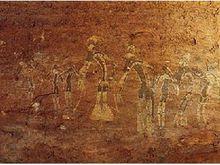 撒哈拉沙漠岩画