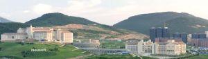 东软软件园(大连河口园区)